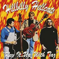 Purchase Hillbilly Hellcats - Rev It Up With Taz
