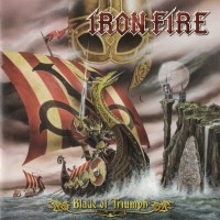 Purchase Iron Fire - Blade Of Triumph