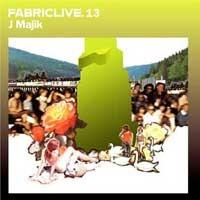 Purchase J Majik - Fabriclive 13