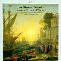 Purchase Jan Dismas Zelenka - Complete Orchestral Works, Vol. 1