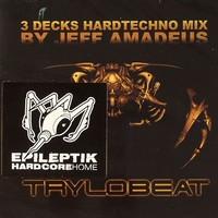Purchase Jeff Amadeus - 3 Decks Hardtechno