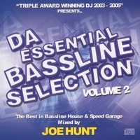 Purchase Joe Hunt - Da Essential Bassline Selection Vol.2