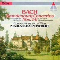 Purchase Johann Sebastian Bach - Brandenburg Concertos Nos.1-6