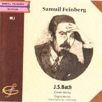 Purchase Johann Sebastian Bach - Clavier Works - Organ Works