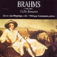 Purchase Johannes Brahms - Cello Sonatas