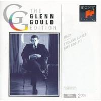 Purchase Johann Sebastian Bach - Glenn Gould - English Suites BWV 806 - 811