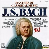 Purchase Johann Sebastian Bach - Masters Of Classical Music, Vol. 2