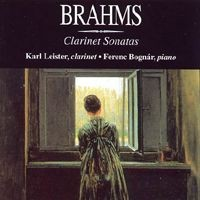 Purchase Johannes Brahms - Clarinet Sonatas