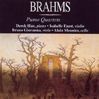 Purchase Johannes Brahms - Piano Quartets