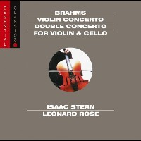 Purchase Johannes Brahms - Violin Concerto And Double Concerto For Violin & Cello