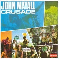 Purchase John Mayall - Crusade