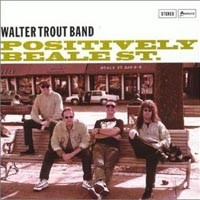 Purchase Walter Trout - Positively Beale Street