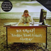 Purchase DJ Fresh - Escape From Planet Monday