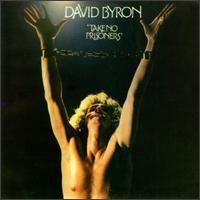 Purchase David Byron - Take No Prisoners