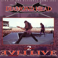 Purchase Diamond Head - Evi Live