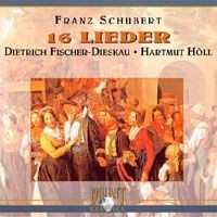 Purchase Dietrich Fischer-Dieskau - 16 Lieder