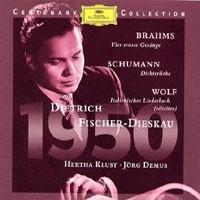 Purchase Dietrich Fischer-Dieskau - Centenary Collection: 1950