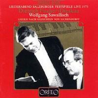 Purchase Dietrich Fischer-Dieskau - Liederabend Salzburger Festspiele Live 1975