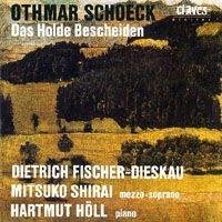 Purchase Dietrich Fischer-Dieskau - Othmar Schoeck - Das Holde Bescheiden