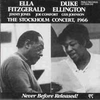 Purchase Ella Fitzgerald & Louis Armstrong - The Stockholm Concert, 1966