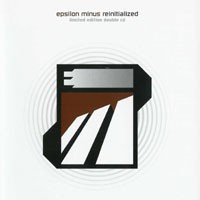 Purchase Epsilon Minus - Reinitialized (Limited Edition)