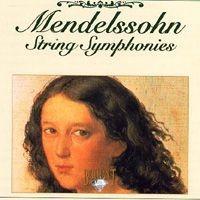 Purchase Felix Mendelssohn Bartholdy - String Symphonies
