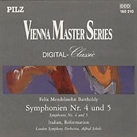 Purchase Felix Mendelssohn Bartholdy - Symphonien Nr. 4 & 5
