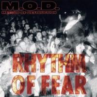 Purchase M.O.D. - Rhythm of Fear