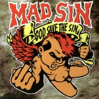 Purchase Mad Sin - God Save The Sin