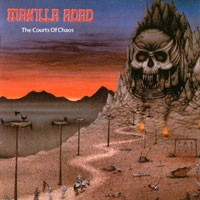 Purchase Manilla Road - The Courts Of Chaos