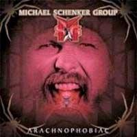 Purchase Michael Schenker - Arachnophobiac