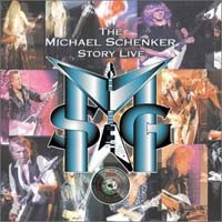 Purchase Michael Schenker - The Michael Schenker Story Live