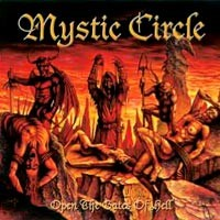 Purchase Mystic Circle - Open The Gates Of Hell