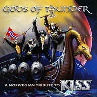 Purchase Tribute - Gods Of Thunder - A Norwegian Tribute To Kiss