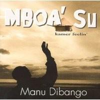Purchase Manu Dibango - Mboa' Su