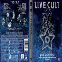 Purchase The Cult - Live Cult, Music Without Fear