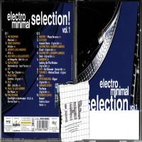 Purchase VA - Electro Minimal Selection Vol 1 CD1