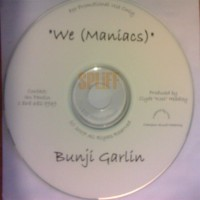 Purchase Bunji Garlin - We [Maniacs]-Promo-CDS