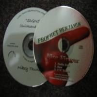 Purchase Prophet Benjamin - Fire Finger-Promo CDS