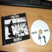 Purchase VA - Civil War and Braindead (Split)