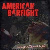 Purchase American Barfight - Swing with Your Right