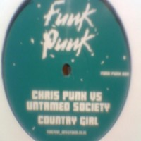 Purchase chris punk & untamed society - country girl