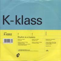 Purchase K-Klass - Rhythm Is A Mystery (MCD)