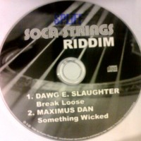 Purchase VA - Soca Strings Riddim-More-Promo-CD