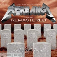 Purchase VA - Kerrang! Presents Remastered (Metallica's Master Of Puppet s Revisited)