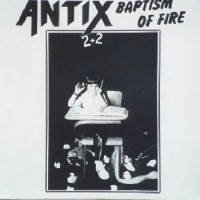 Purchase Antix - Baptism Of Fire