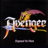 Purchase Avenger - Depraved To Black