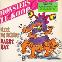 Purchase Barry Hay - Monsters Te Koop