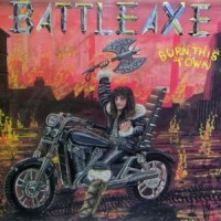 Purchase Battleaxe - Burn This Town