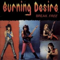 Purchase Burning Desire - Break Free